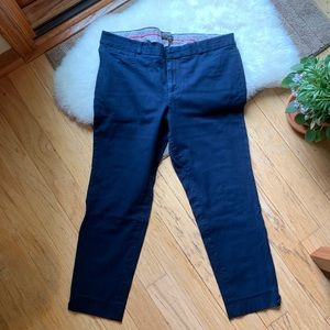 Navy blue Sloan pants